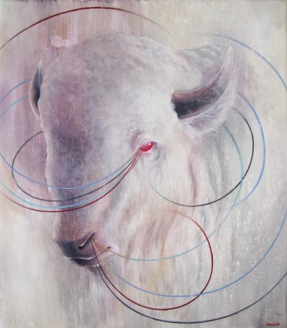 Great White Buffalo
