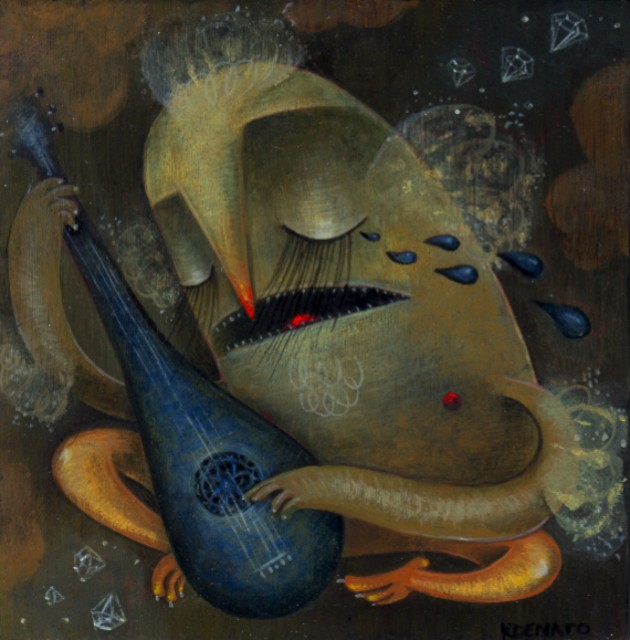 The Blue Lute