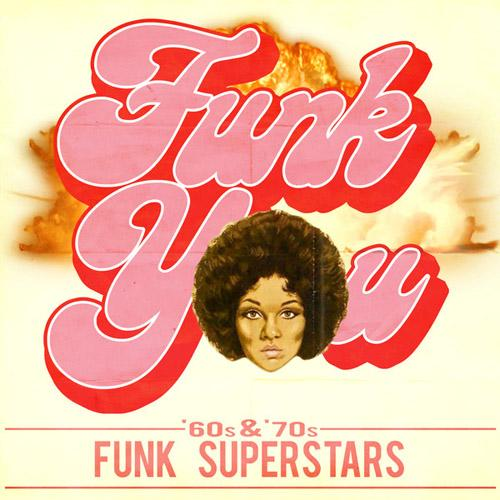 70s Album Cover Inspiration Funky