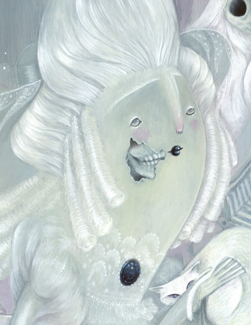 The Bride and Doom - Detail 1