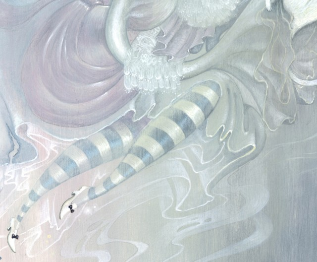 The Bride and Doom - Detail 2