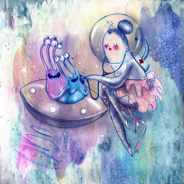 Dr. Astroballerina