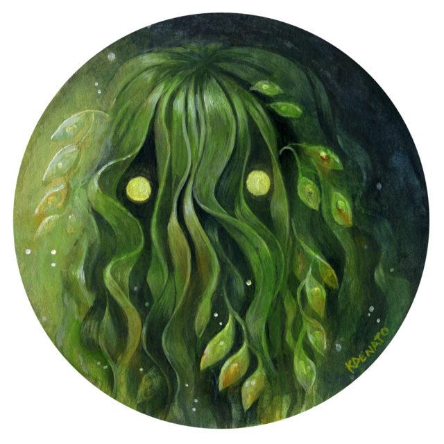 The Return of Seaweed Man